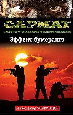 Александр Звягинцев - Эффект бумеранга