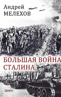 Андрей Мелехов - Большая война Сталина