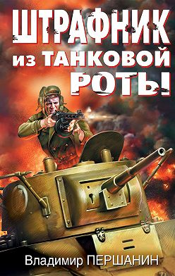 Владимир Першанин - Штрафник из танковой роты