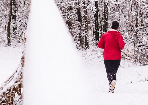 Что послушать на зимней пробежке