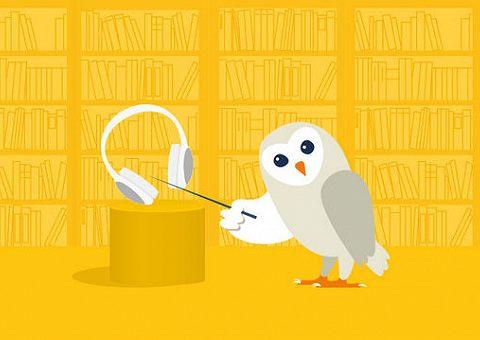 Что нового в MyBook – функции аудио