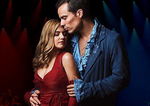 В Кремле идет французский мюзикл «Ромео и Джульетта»