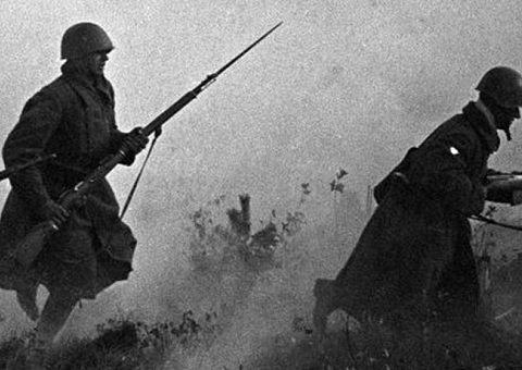 Первый день войны