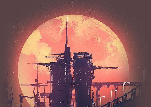 Космос, путешествия во времени, киберпанк — фантастика!