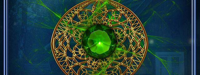 Сказка о зеленоглазой колдунье и семи богатырях