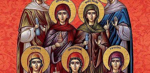 О женах мироносицах
