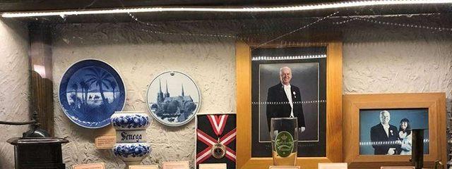 Дом Дании наУлицеМира. Экспонаты выставки «Этномира»