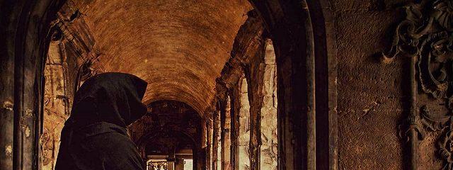 Злой демон в аббатстве Святого Галла