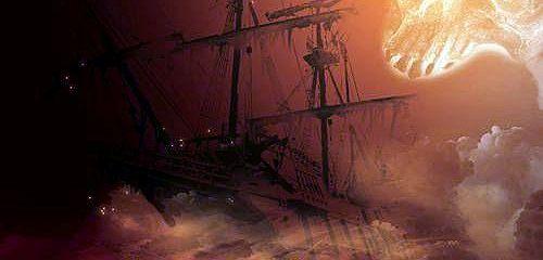 Корабль-призрак или еще одна история о «Летучем Голландце»