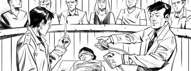 Суд присяжных: последний шанс Фемиды. Адвокат в процессе с присяжными: стратегия и тактика защиты