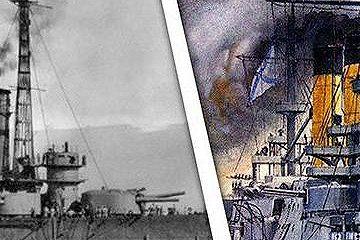 Кирилл Назаренко о русском флоте и Октябрьской революции