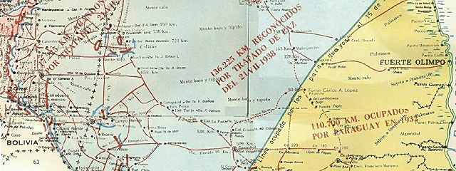 Чако 1928-1938. Неизвестная локальная война. Том II