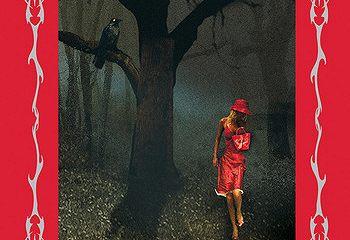 Красная Шапочка, черные чулочки