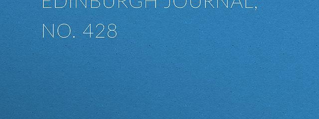 Chambers's Edinburgh Journal, No. 428