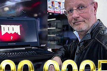 Ноутбук за 700 тыс, запуск GTX 1070 Ti, геймерское кресло Tesoro