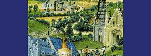 Многоликое средневековье (сборник)
