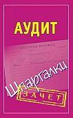 Николай Самсонов - Аудит. Шпаргалки