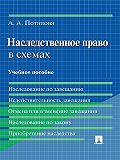 А. Потапова -Наследственное право в схемах. Учебное пособие