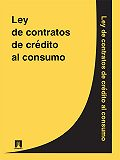 Espana -Ley de contratos de credito al consumo