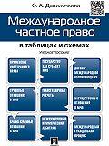 Ольга Данилочкина -Международное частное право в таблицах и схемах. Учебное пособие
