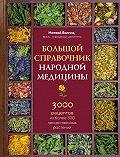 Матвей Волгин -Большой справочник народной медицины. 3000 рецептов из более 300 лекарственных растений