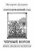Валерий Дудаков -Заколдованный сад. Черный ворон