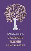 Андрей Жалевич -Большая книга о смысле жизни и предназначении