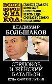 Владимир Большаков - Сердюков и женский батальон. Куда смотрит Путин?