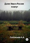 Арсений Соломонов -Даже Ивы в России плачут