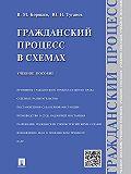 Юрий Туганов -Гражданский процесс в схемах. Учебное пособие