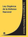 Espana -Ley Orgánica de la Defensa Nacional