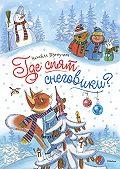 Надежда Притулина -Где спят снеговики?