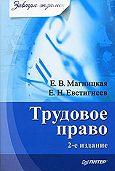 Е. Н. Евстигнеев -Трудовое право