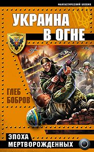 Глеб Леонидович Бобров -Украина в огне