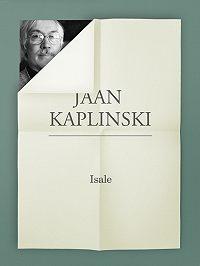 Jaan Kaplinski -Isale
