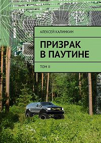 Алексей Калинкин -Призрак в паутине. ТомII