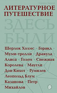 Элиша Зинде -Литературное путешествие