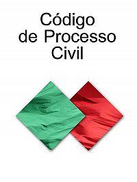 Portugal - Codigo de Processo Civil (Portugal)