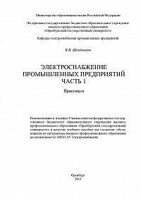 Вячеслав Шлейников -Электроснабжение промышленных предприятий. Часть 1