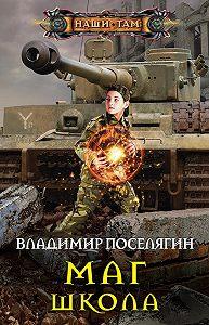 Владимир Поселягин - Маг. Школа
