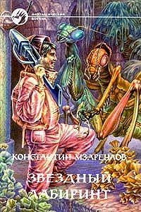 Константин Мзареулов -Звёздный лабиринт