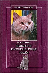 Олеся Пухова -Британские короткошерстные кошки