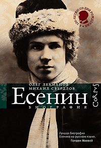 Олег Лекманов -Сергей Есенин. Биография