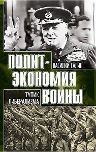 Василий Васильевич Галин -Тупик либерализма. Как начинаются войны
