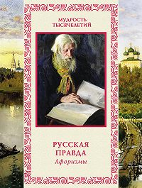 Андрей Лаврухин - Русская правда. Афоризмы