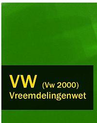 Nederland - Vreemdelingenwet – VW (Vw 2000)