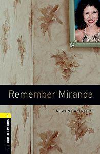 Rowena Akinyemi -Remember Miranda