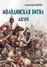 Александр Радьевич Андреев -Неизвестное Бородино. Молодинская битва 1572 года