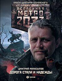 Дмитрий Манасыпов -Дорога стали и надежды