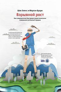 Шон Эллис -Взрывной рост. Как современные быстрорастущие компании совершают успешный прорыв
